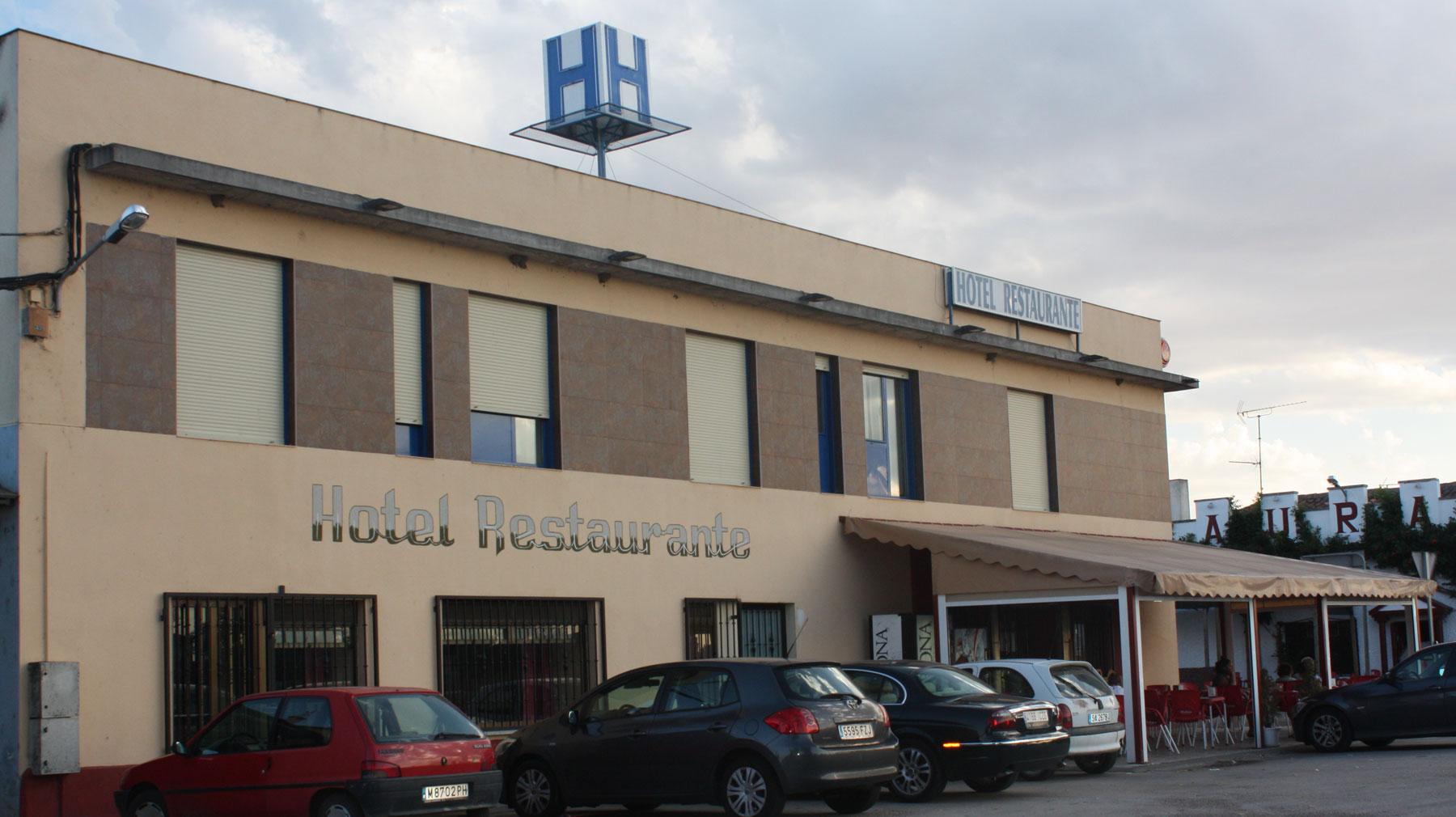 Casa de Juanjo del hotel & restaurante Casa de Juanjo